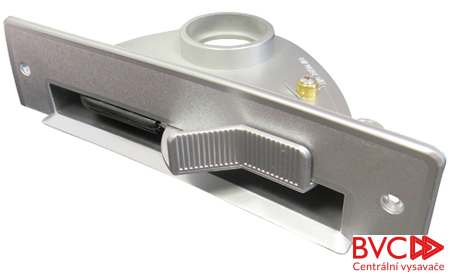 VACPAN - Podlahová štěrbina stříbrná