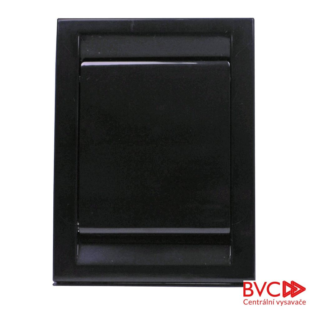 Zásuvka nástěnná ADAVADAC černá