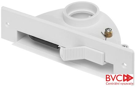 VACPAN - Podlahová štěrbina bílá