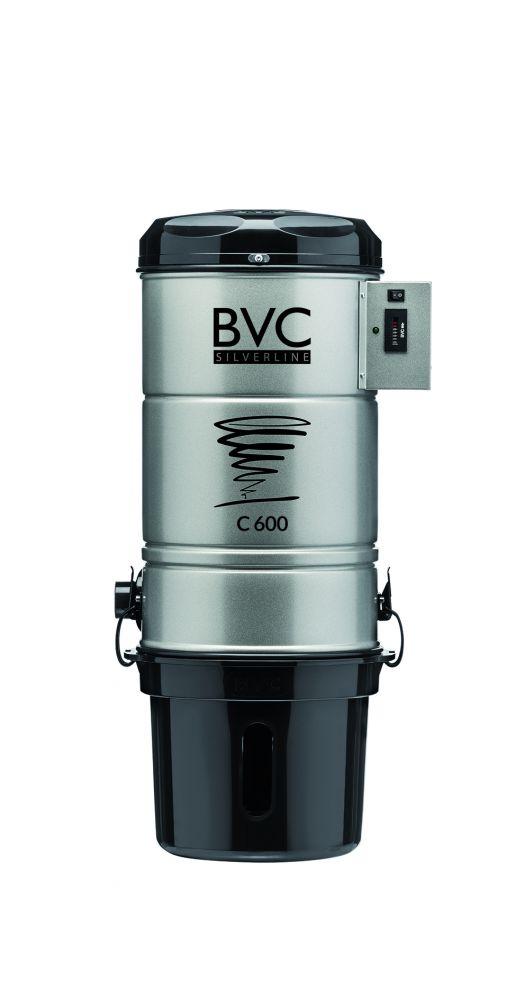 Centrální vysavač C600 SILVERLINE